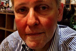 Sportjournalist Günter Klein