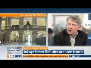 Günter Klein bei N24