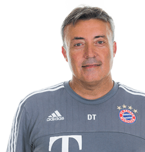 Domènec Torrent, 2013-2016 Co-Trainer von Pep Guardiola beim FC Bayern