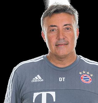 Domènec Torrent, 2013-2016 Co-Trainer von Pep Guardiola beim FC Bayern