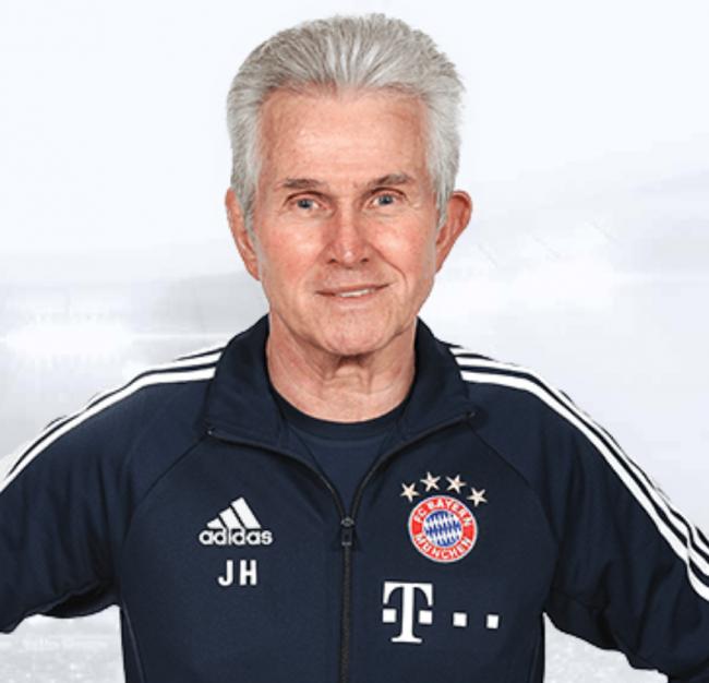 Jupp Heynckes, Trainer FC Bayern 2017/18