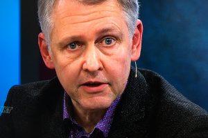 Günter Klein im Blickpunkt Sport (Bayerischer Rundfunk) am 2. Dezember 2018